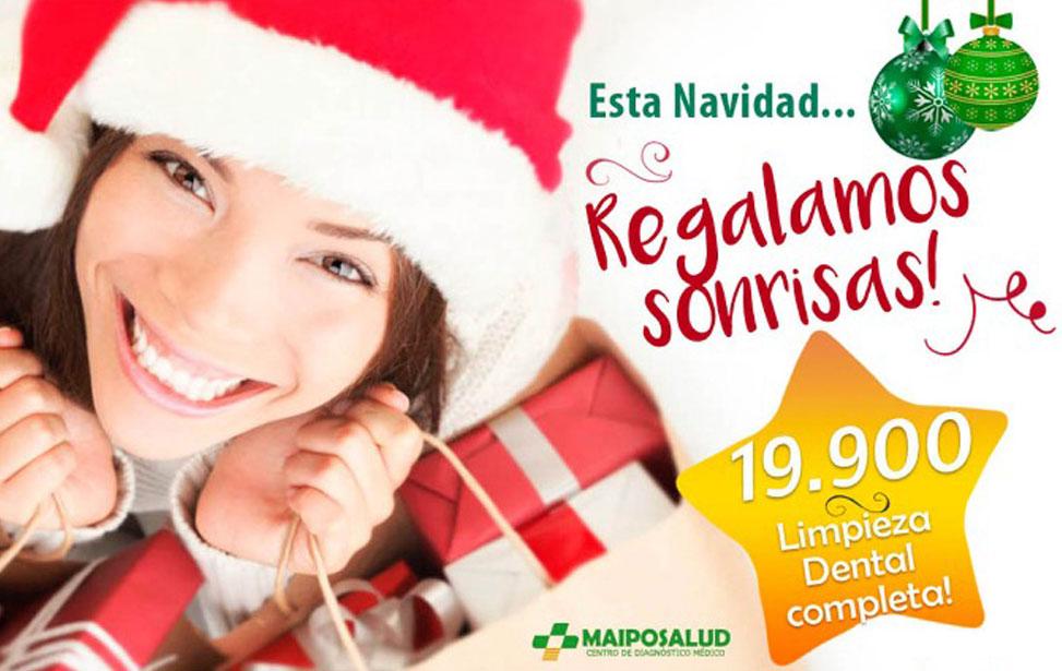 Imagen promoción Dental Navidad