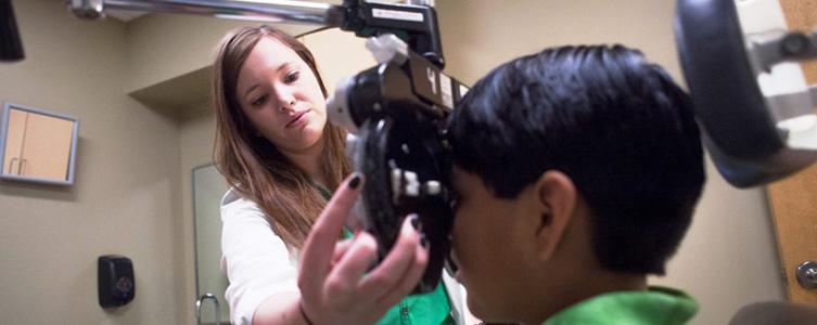 Imagen Especialidad Oftalmología