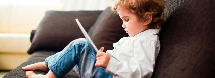 Niños y el exceso de tecnología. Un daño silencioso