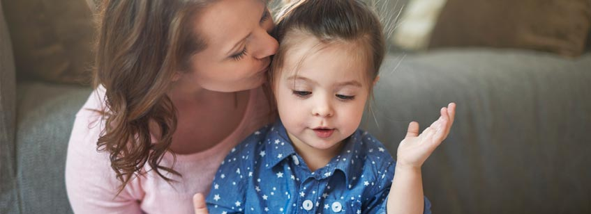 La madre hereda la inteligencia y prepara para la vida