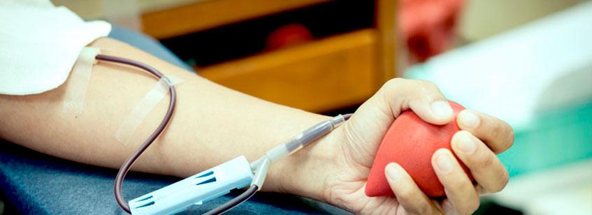 Donar sangre: un regalo de vida