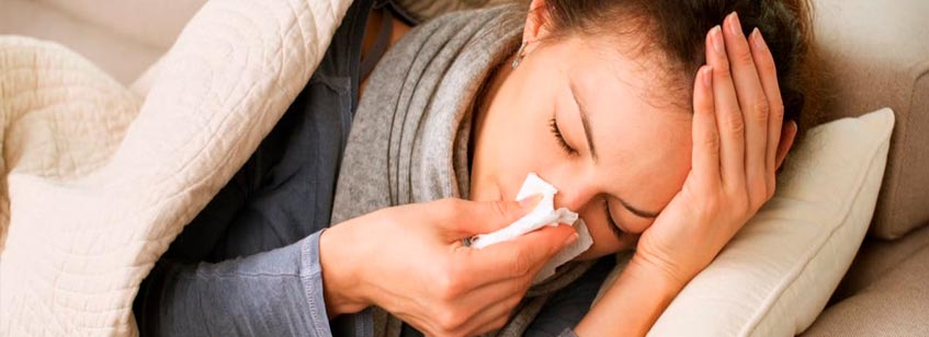 Dolor de garganta pecho y espalda al respirar