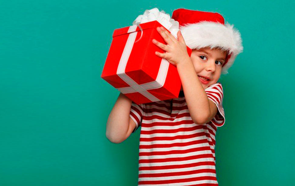 Qué regalar a nuestros hijos en navidad