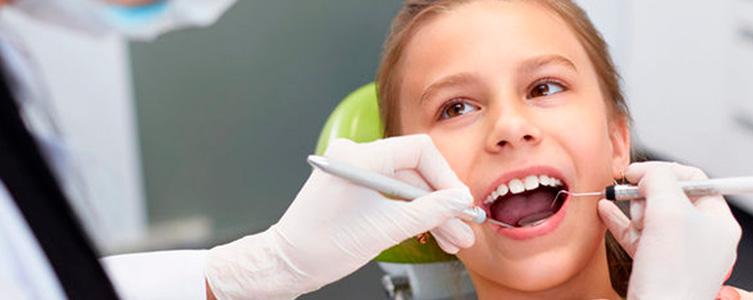 PAD dental en niños. El beneficio que muchos no conocen