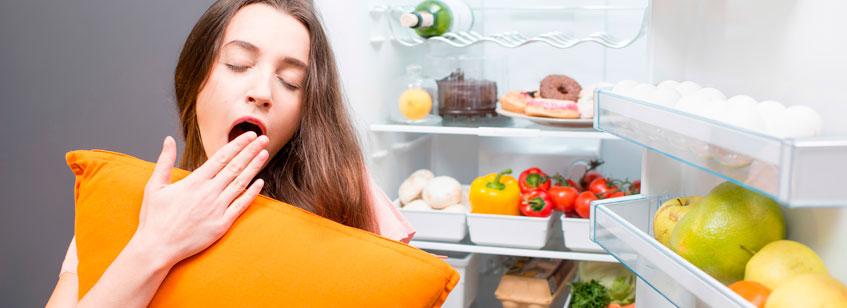 Sueño y alimentación