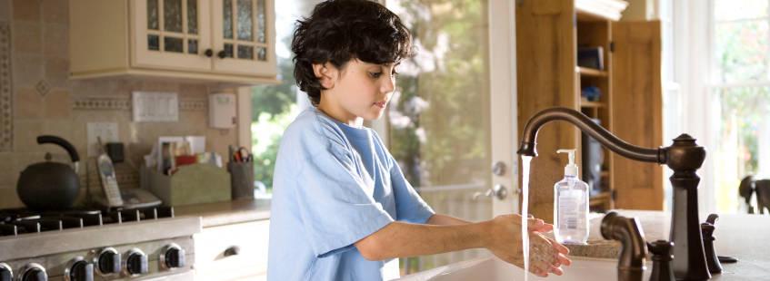 Lavado de manos. Los riesgos de no practicarlo