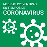 Medidas preventivas en tiempos de Coronavirus