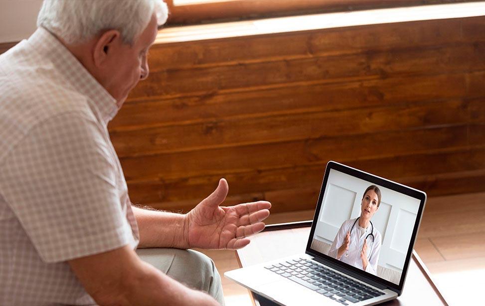 Preparación para garantizar una mejor atención médica online